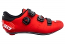 Chaussures Route Sidi Ergo 5 Rouge Mat