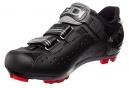 Chaussures VTT Sidi Eagle 7 SR Mega Noir Rouge