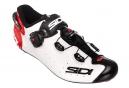 Chaussures Route Sidi Wire 2 Carbon Blanc / Noir / Rouge