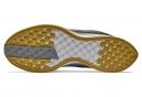 Chaussures de Running Nike Zoom Pegasus Turbo Gris / Jaune