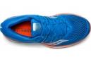 Chaussures de Running Saucony Triumph ISO 5 Bleu / Orange