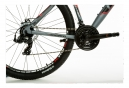 VTT Semi-Rigide Moma Bikes GTT 29'' Shimano 24V Argent