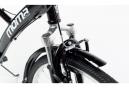 VTC Moma Bikes Hybrid 28'' Shimano 18V Noir