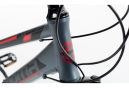 VTT Semi-Rigide Femme Moma Bikes GTW 26'' Shimano 24V Argent