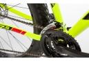 VTT Semi-Rigide Moma Bikes Plus 27,5+'' Shimano 21V Jaune Fluo