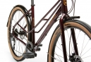 Vélo de Ville Kona Coco Shimano Alivio/Acera 9V Rouge / Or 2019
