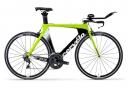 Vélo de Triathlon Cervelo P3 Shimano Ultegra 11V Jaune / Fluo / Noir