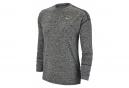 Nike Long Sleeves Jersey Element Grey Women