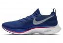 Scarpe Nike Vaporfly 4% Flyknit Blu Rosa Unisex