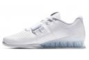 Chaussures d'Halterophilie Nike Romaleos 3 XD Blanc