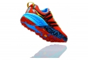 Chaussures de Trail Hoka One One Speedgoat 3 Orange / Bleu