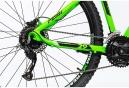 VTT Semi-Rigide Moma Bikes Peak 29'' Shimano Altus 9V Vert