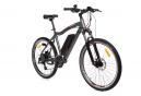 VTT Semi-Rigide Electrique Moma Bikes E-MTB 26'' Shimano Acera 8V Gris