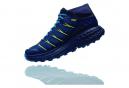 Chaussures de Trail Femme Hoka One One Speedgoat Mid WP Bleu / Bleu