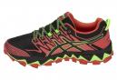 Chaussures de Trail Asics Gel FujiTrabuco 7 Rouge