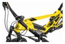MTB Eléctrica Doble Suspensión Mondraker Chaser XR+ 27.5'' Plus Jaune / Noir 2019