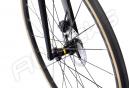 BMC Teammachine SLR01 VIER DISC Rennrad Shimano Ultegra 11S Schwarz / Rot