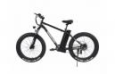 Fat Bike électrique Velobecane Fatbike 26'' Shimano 7V Noir