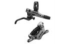Shimano XTR M9120 Race (metal pads) Disc Brake - Rear LH Lever
