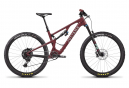 VTT Tout Suspendu Femme Juliana Furtado C 27.5'' Sram NX Eagle 12V Bordeaux 2019