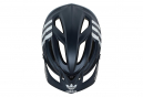 Troy Lee Designs A2 LTD Casco para MTB Adidas Team Mips Negro Gris Mate