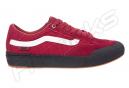 Chaussures Vans Berle Pro Rouge