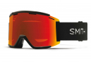 Masque Smith Squad XL MTB Noir - Rouge Miroir ChromaPop Everyday