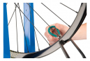 Park Tool SW-1C Spoke Wrench 0,130'' Nipple Green