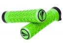 SDG Slater Junior Lock-On Grips Neon Green