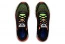 Chaussures de Running Under Armour HOVR Infinite Noir / Jaune / Orange / Fluo
