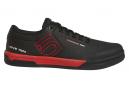 Paire de Chaussures Fiveten Freerider Pro Noir Rouge