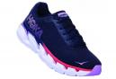 Chaussures de Running Femme Hoka One One Elevon Noir / Violet