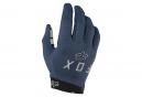 Gants Longs Fox Ranger Gel Bleu
