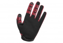 Gants Longs Fox Ranger Gel Bordeaux