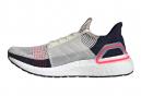 Chaussures de Running adidas running UltraBOOST 19 Blanc / Bleu