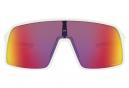 Lunettes Oakley Sutro / Matte White / Prizm Road / Ref. OO9406-0637
