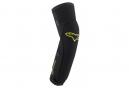 Alpinestars Paragon Plus Knee/Shin Protector Black Acid Yellow