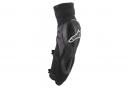 Alpinestars Bionic Pro Protector de rodilla / espinilla negro rojo