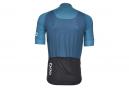 Poc Essential Road Short Sleeves Jersey Antimony Multi Blue