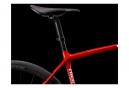 Vélo de Route Trek Emonda SLR 8 Disc Shimano Dura Ace 11V 2019 Rouge / Blanc