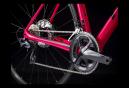 Vélo de Route Femme Trek Emonda SLR 6 Disc Shimano Ultegra 11V 2019 Rose / Noir