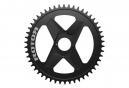 Rotor NoQ Direct Mount Round Chainring Black