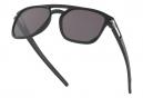 Oakley Sunglasses Latch Beta / Matte Black / Prizm Grey / Ref : OO9436-0154