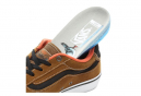 Chaussures Vans TNT Advanced Prototype x AntiHero Marron / Khaki