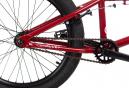BMX Freestyle Superstar Halley Red 20.3 Rouge