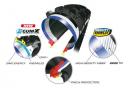 Pneu Michelin E-Wild Arrière Gum-X Compétition Line 27.5'' Plus Tubeless Ready Souple