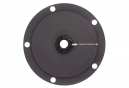 Rotor Track30 / Star Aldhu Eje de manivela negro