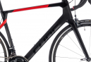 Vélo de Route Cube Agree C:62 SL Shimano Ultegra Di2 11V 2018 Noir / Rouge