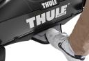 THULE Porte-Vélo pour boule d'attelage VeloCompact 926 pour 3 vélos