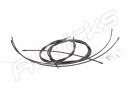 Paire de Manettes Shimano 105 R7025 / Frein à Disque Hydraulique 2x11V